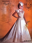 Angelair bridal couture - U.S. Modern Bride 12-1985