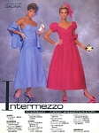 Intermezzo 1 Galina bridal couture - U.S. Modern Bride 12-1985