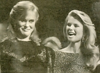 1982 b/w Ford contest with Christie Brinkley - danish Ekstra Bladet 20.07.90