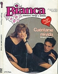 spanish Bianca 18.12.85 #202 cover by Gilles Bensimon