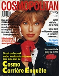 dutch COSMO 02-88 cover by David Bailey