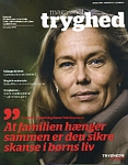 cover danish tryghets magasin 12/09 by Ricky John Molloy