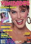 cover peru Vanidades 27.10.87 by unknown