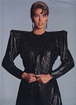 GIANNI VERSACE 1 - ital. AMICA 18.01.88 by unknown