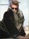 """FURS NOW"" 2b - U.S. VOGUE 09-83 by Arthur Elgort"