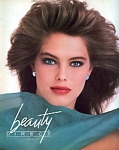 AVON beauty DIRECT Fall 1985 cover