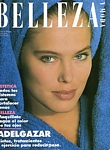 spanish BELLEZA Apr. 1988 cover by Thierry Rouchon