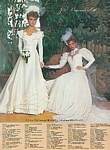 J.P. Originals Ltd. 2 bridal couture - U.S. Modern Bride 8-9 1985