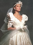 Reflections 4 bridal couture - U.S. Modern Bride 8-9 1987