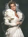 Reflections 6 bridal couture - U.S. Modern Bride 8-9 1987