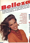 "BUENHOGAR ""Belleza"" by Alain Longeaud - serie ital. ANNA 17. June 1988 cover"