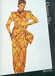 Christian Dior19 - french Bazaar 9/10-1983