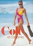Cole of California - U.S. Cosmo 4-1988