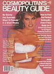 U.S. Cosmopolitan´s Beauty Guide Summer 1985 cover by Jacques Silberstein