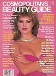 U.S. COSMOPOLITAN´S BEAUTY GUIDE Winter 1983 by Jacques Silberstein