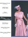 Dessy Creations 1 bridal couture - U.S. Modern Bride 2-3 1984