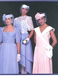 Dessy Creations 2 bridal couture - U.S. Modern Bride 2-3 1984