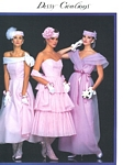 Dessy Creations 4 bridal couture - U.S. Modern Bride 2-3 1984