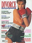 canadian DIVORCE #1 1996 cover by Bert Stern