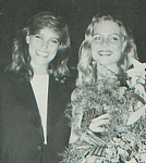 danish UNG NU May 1984 with Claudia Craft at danish contest