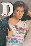 ital. DOLLY 01.10.1984 cover by Gilles Bensimon