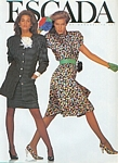ESCADA 1 - german VOGUE 1-1988