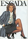 ESCADA 2 - german VOGUE 1-1988