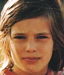 danish EUROWOMAN Sep. 2004 - girl face close-up