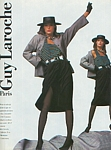 Guy Laroche 1 - french marie claire bis ete 1984 #9