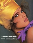 chile Harpers Bazaar Jan./Feb. 1986 edit JUVENTUD 1 by Francesco Scavullo
