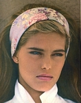 """The Lauren Look for Spring"" 1 zoomed - U.S. HB 2-85 by Art Kane"