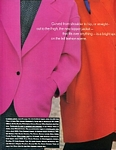 """Powerful Color"" 2 - U.S. Bazaar 7-1984  by Jacques Malignon"