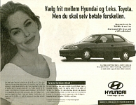 HYUNDAI 2 b/w - danish unknown
