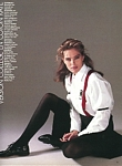 french Madame Figaro 6. Feb. 1988 edit CHEMISES 4 by Christophe Jouany