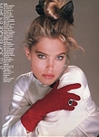 french Madame Figaro 6. Feb. 1988 edit CHEMISES 6 by Christophe Jouany