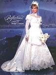 Reflections 1 bridal couture - U.S. Modern Bride 8-9 1983
