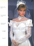 Reflections 2 bridal couture - U.S. Modern Bride 8-9 1983