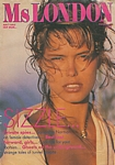 U.K. Ms London 13. Aug. 1990 cover by Gilles Bensimon