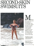 """Second-Skin Swimsuits"" 1 - U.S. New York Times 29. May 1983 by Eric Boman"