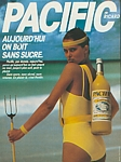 PACIFIC Ricard - french VITAL 6-1985