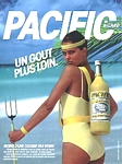 PACIFIC Ricard - french Cosmo 6-1984