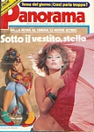 ital. Panorama 22. Dec. 1985 cover by Petrosino/Guadrini