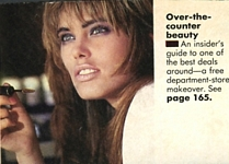 """THE BEST BEAUTY DEALS..."" contents - U.S. SELF 9-1985 by Roger Eaton"