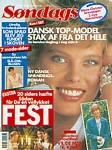 danish Sondat April 1989 cover