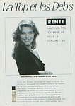 Sunsilk b/w - french 20 ANS 1-1989 #29