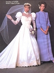 tel-a-bride, ltd. 4 bridal couture - U.S. Modern Bride 2-3 1985
