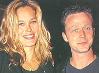 danish BILLED BLADET 26. Mar. 1998 - at Plan Danmark show with Thomas
