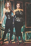 Vanity 12 w/ Tatjana Patitz - Autumn/Winter 1987
