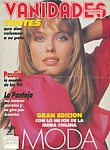 chile VANIDADES Apr. 1988 cover by Steven Silberstein