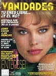 chile Vanidades 16. July 1985 cover by unknown - petra 3/85 serie